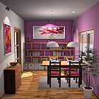 Dining Room - interiors and accessories to design your room