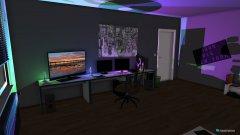 gamer zimmer einrichten. Black Bedroom Furniture Sets. Home Design Ideas